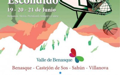 "TORNEO BALONCESTO "" VALLE ESCONDIDO """