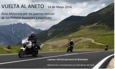 Vuelta al Aneto 2016