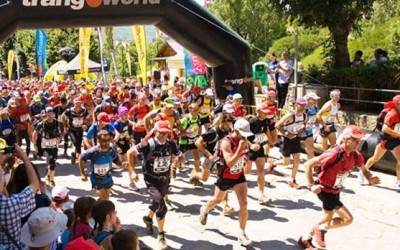 23 y 24 de JULIO, ULTRA TRAIL ANETO