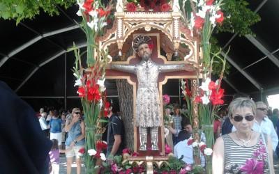 Benasque Vall dels homes , en las fiestas de San Marcial,