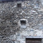 Arquitectura tradicional, detalles Casa Berot Benasque ( Huesca